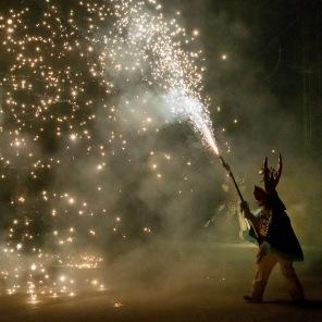 2014 La Neuveville - SDN - 1er août - Spectacle Karnavires - Photo Chs Ballif