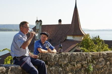 2015 Chavannes - Heinz et Fabian Teutsch