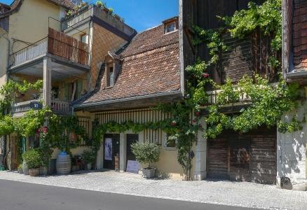 2016 La Neuveville - Ch. des Prés-Guëtins - Maison Giauque