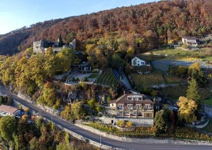2016 La Neuveville - Chantemerle et le Schlossberg - Photo Chs Ballif